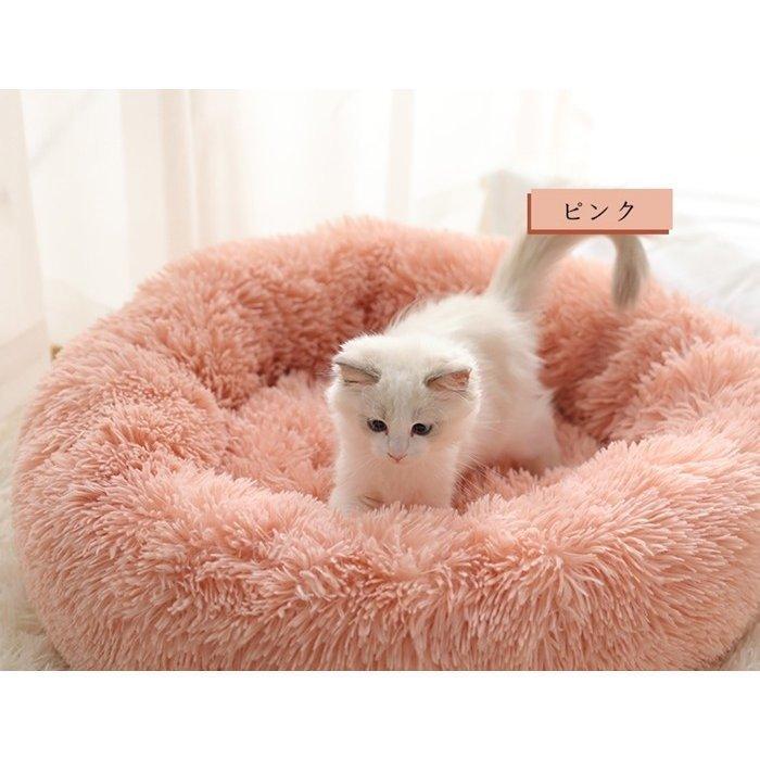 送料無料 ペットベッド 小型犬 猫用ベッド 猫 ペット用品 ネコ ベッド 室内 ペットハウス 猫ベッド 犬用ベッド|bonito|19