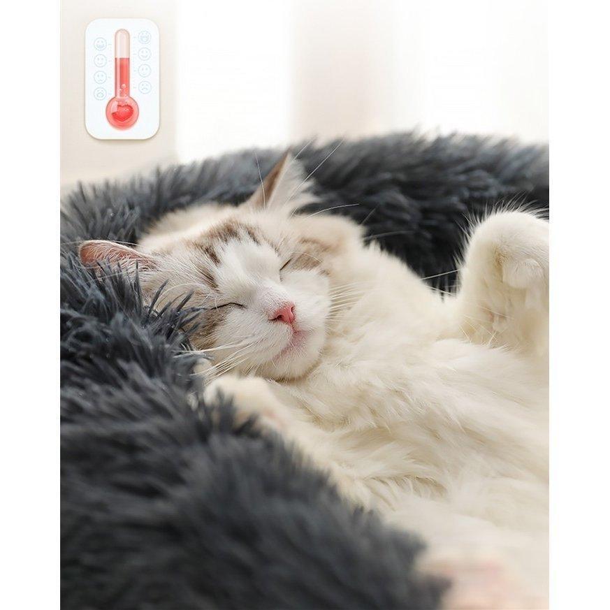 送料無料 ペットベッド 小型犬 猫用ベッド 猫 ペット用品 ネコ ベッド 室内 ペットハウス 猫ベッド 犬用ベッド|bonito|03