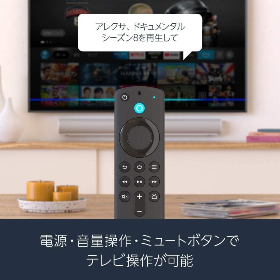 Fire TV Stick ファイヤーTVスティック Alexa対応音声認識リモコン(第3世代)付属 | ストリーミングメディアプレーヤー|bonnenuit|05