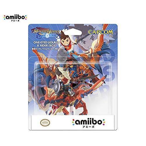 amiibo 隻眼のリオレウス&ライダー(男の子) モンスターハンター ストーリーズ [video game]|bonuslife-ys|02