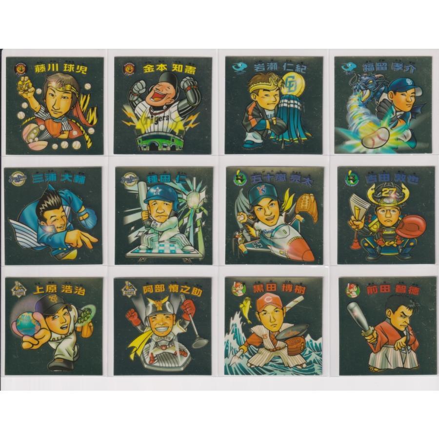 ビックリマン プロ野球チョコ2006  全24種フルコンプセット (画像あり)|bonzintei