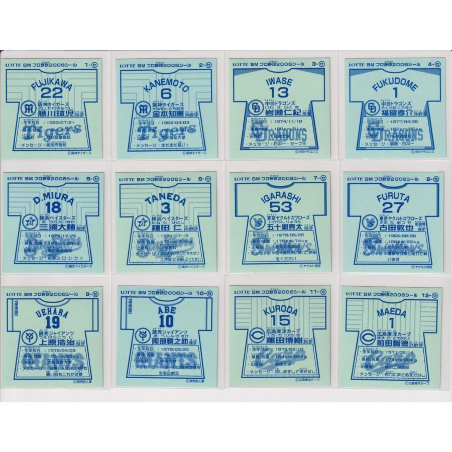 ビックリマン プロ野球チョコ2006  全24種フルコンプセット (画像あり)|bonzintei|02