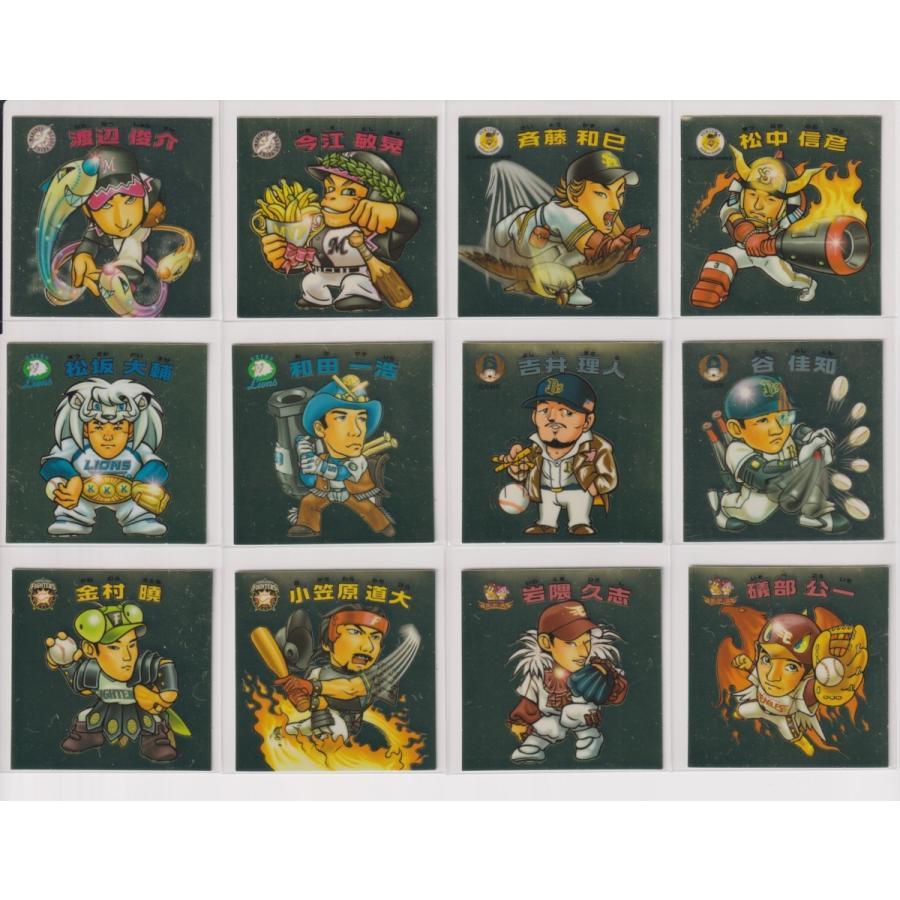 ビックリマン プロ野球チョコ2006  全24種フルコンプセット (画像あり)|bonzintei|03