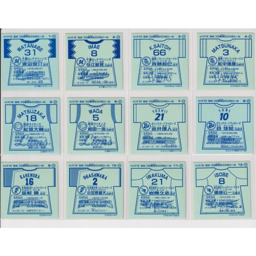 ビックリマン プロ野球チョコ2006  全24種フルコンプセット (画像あり)|bonzintei|04