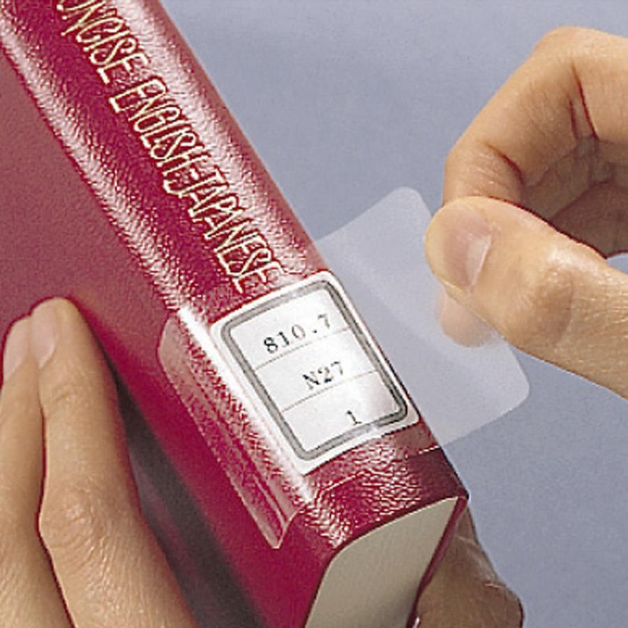 ラベル キーパー 粗面用 40×60 mm 500枚 ロール|bookbuddy|02
