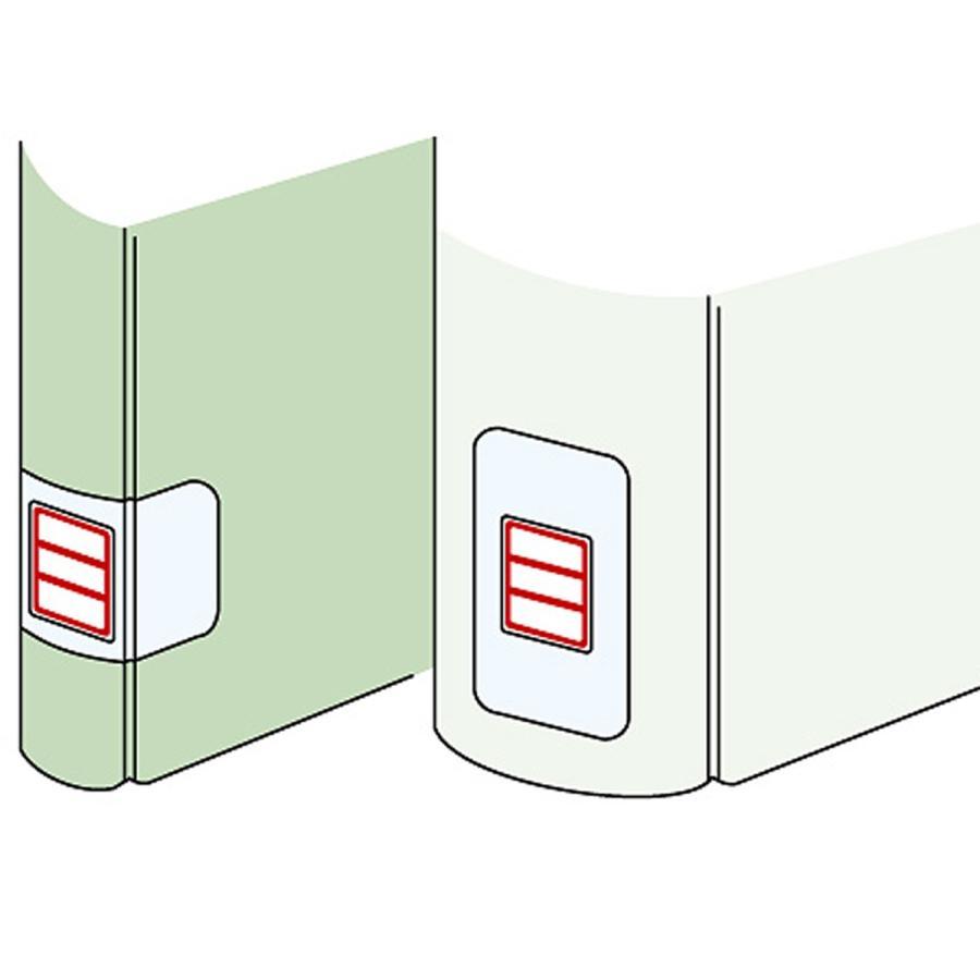 ラベル キーパー 粗面用 40×60 mm 500枚 ロール|bookbuddy|04