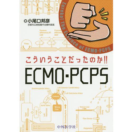 こういうことだったのか ECMO 大幅値下げランキング 小尾口邦彦 人気上昇中 PCPS