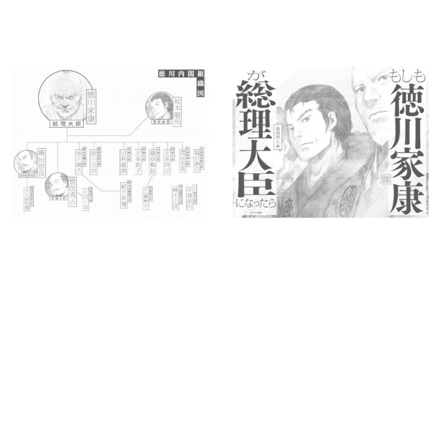 もしも徳川家康が総理大臣になったら ビジネス小説 / 眞邊明人|bookfan|06