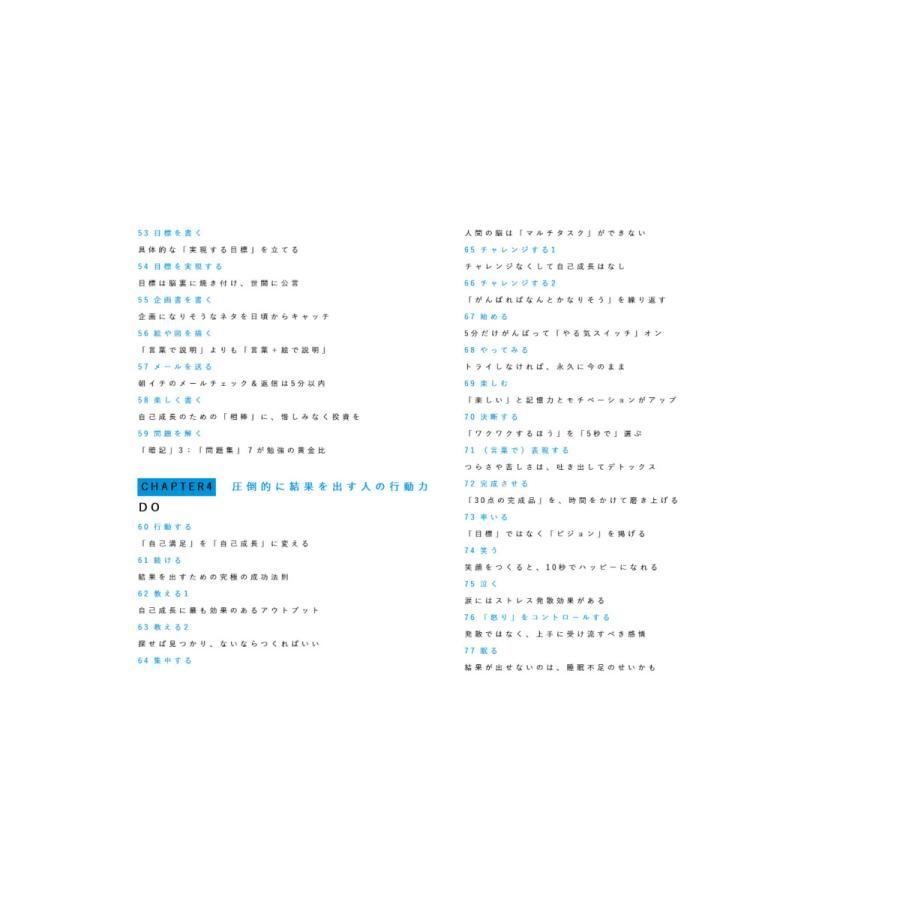 学びを結果に変えるアウトプット大全 / 樺沢紫苑 bookfan 09