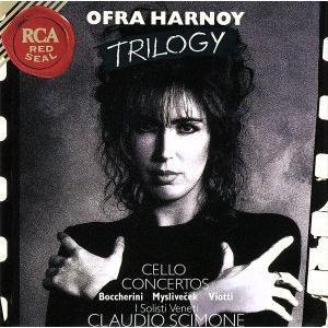 いつでも送料無料 トリロジ−〜3つのイタリア 往復送料無料 チェロ協奏曲 ハーノイ オーフラ