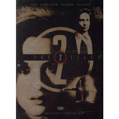 X−ファイル シーズン2 DVDコレクターズ 年末年始大決算 即日出荷 ボックス 初回生産限定 デイヴィッド クリス アンダーソン 製作総指揮 ドゥカヴニー カーター ジリアン