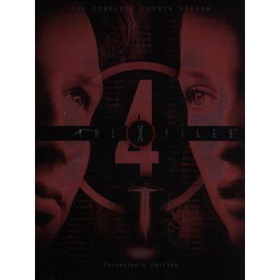 セール特別価格 X−ファイル シーズン4 DVDコレクターズ ボックス 初回生産限定 デイヴィッド カーター ドゥカヴニー ジリアン アンダーソン レビューを書けば送料当店負担 製作総指揮 クリス