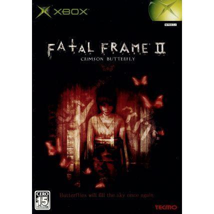 フェイタル フレームIIクリムゾン バタフライ/Xbox