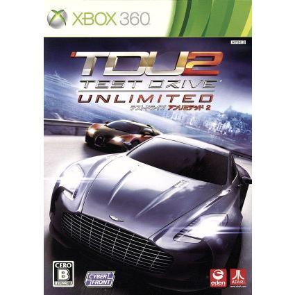 テストドライブ アンリミテッド 2/Xbox360|bookoffonline2