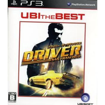 ドライバー:サンフランシスコ ユービーアイ・ザ・ベスト/PS3|bookoffonline2
