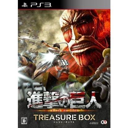 進撃の巨人 <TREASURE BOX>/PS3|bookoffonline2