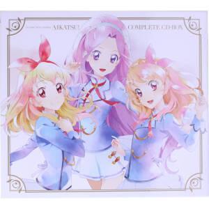 TVアニメ/データカードダス『アイカツ!』COMPLETE CD·BOX(完全生産限定)/STAR☆ANIS、AIKATSU☆STARS!