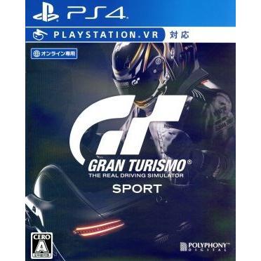 GRAN TURISMO SPORT <リミテッドエディション>/PS4
