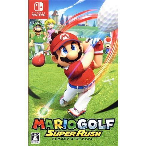 マリオゴルフ スーパーラッシュ/NintendoSwitch|bookoffonline2