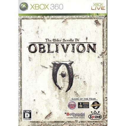 The Elder Scrolls IV:オブリビオン/Xbox360 bookoffonline