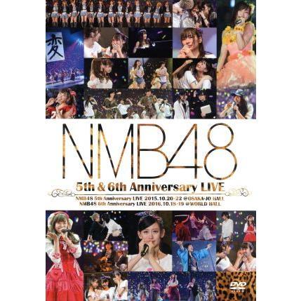 NMB48 5th 6th LIVE Anniversary 国内送料無料 完全送料無料