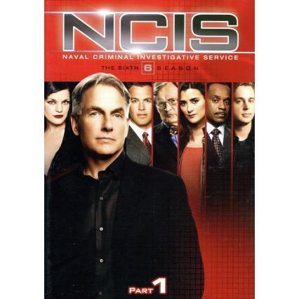 NCIS ネイビー犯罪捜査班 シーズン6 DVD−BOX Part1 マーク デヴィッド マイケル ウェザリー ハーモン マッカラム セール特価 高級