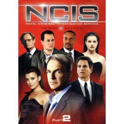 NCIS ネイビー犯罪捜査班 シーズン6 DVD−BOX 店内限界値引き中 セルフラッピング無料 Part2 至高 マーク ハーモン マッカラム ウェザリー マイケル デヴィッド