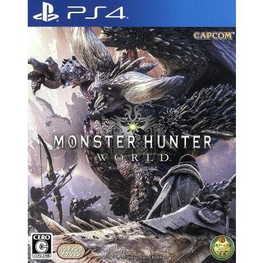 モンスターハンター:ワールド PS4 通信販売 新商品!新型