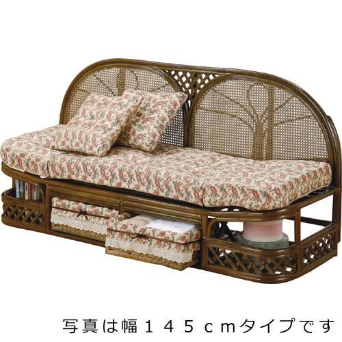 3人掛け籐カウチソファ 幅185cm y714b 籐家具 籐 ラタン家具 ラタン ラタン製 椅子 チェア ソファー ソファ