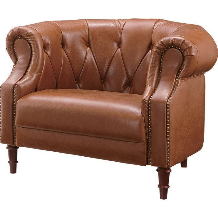 完成品 1人掛けソファ 肘掛け アンティーク アンティーク 幅103cm 合皮 ソファ ソファー 一人掛けソファ 一人掛けソファー 1人掛けソファ 一人掛け 1人掛け 1人用 1P 椅子