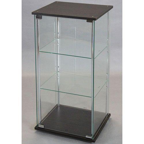 コレクションケース ガラス S コレクションラック ガラスケース ガラス製 ディスプレイラック ラック フィギュアケース フィギュアラック