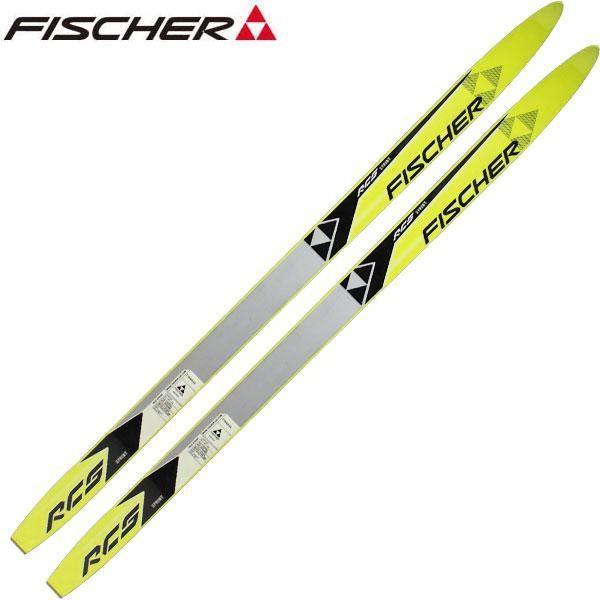 (処分価格)FISCHER フィッシャー RCS SPRINT n6353 110cm 黄 ジュニア クロスカントリースキー 板のみ