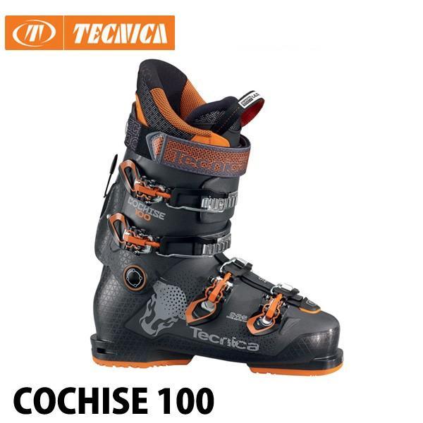 17-18 テクニカ コーチス 100 TECNICA COCHISE 100 大人用 男性用 スキーブーツ 中級者 日本正規品 2018