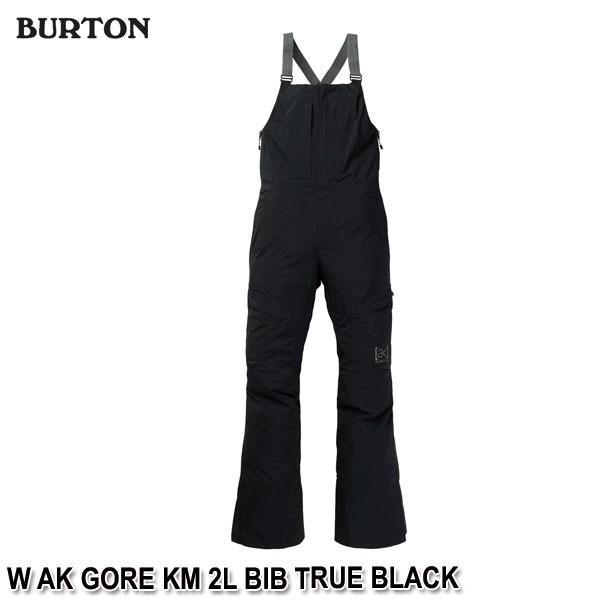 【公式ショップ】 特典付 19-20 バートン BURTON W AK GORE KM 2L BIB TRUE BLACK スノーウェア ビブパンツ レディース 女性用 2020 日本正規品 予約, 大平村 bc858f87