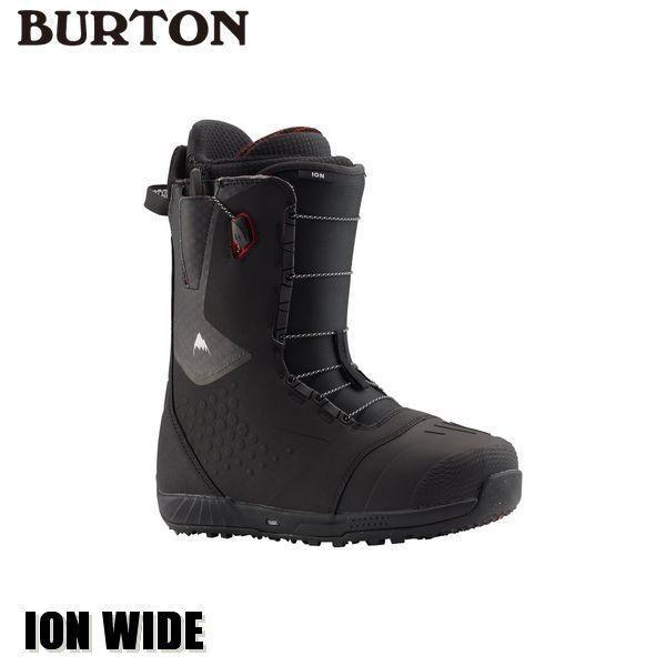 19-20 バートン Burton Ion - Wide Fit スノーボード ブーツ メンズ 男性用 2020 日本正規品 予約