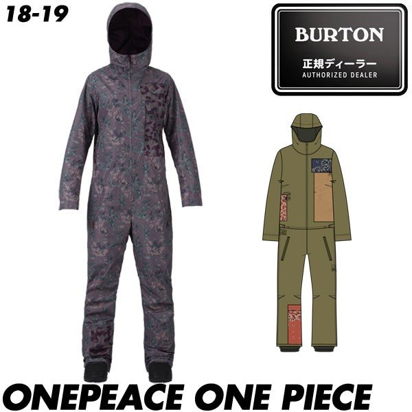 最新入荷 18-19 バートン ウェア ワンピース つなぎ Burton ONEPEACE ONE PIECE レディース スノーボード ONE ウェア スノボ つなぎ 日本正規品, 本庄市:501db152 --- sonpurmela.online