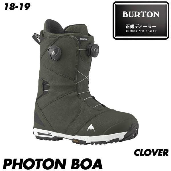 18-19 バートン フォトン ボア ブーツ Burton PHOTON PHOTON PHOTON BOA CLOVER スノーボード スノボ メンズ 男性用 2019 dd3
