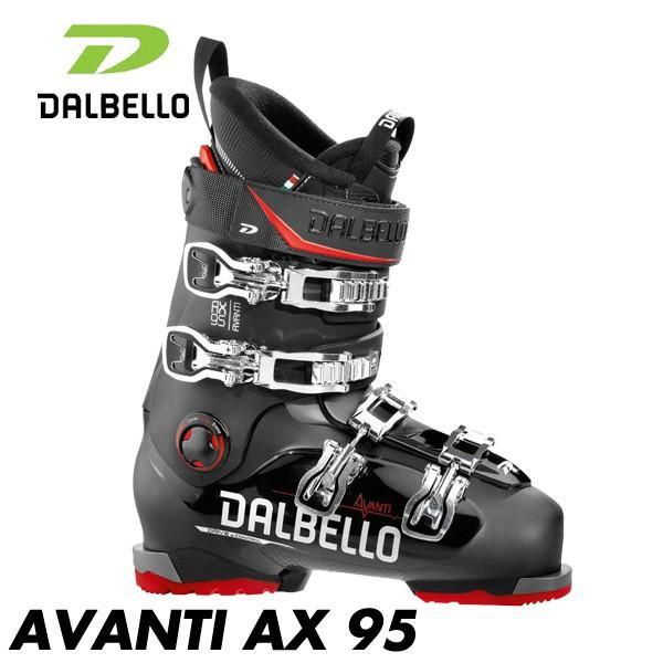 ダルベロ アバンティ DALBELLO AVANTI AX 95 メンズ フリースタイル オールラウンド スキーブーツ 男性用 日本正規品 送料無料