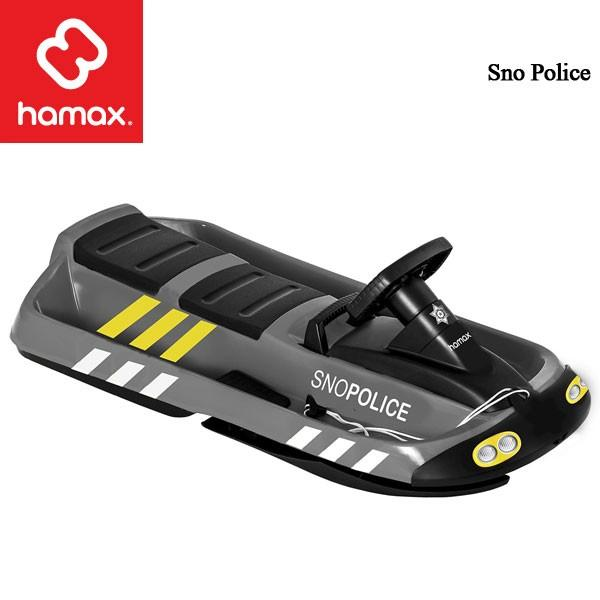 ハマックス スノーポリス ソリ そり HAMAX SNO POLICE 雪遊び 玩具 オモチャ 子供 キッズ 幼児 雪山 滑り