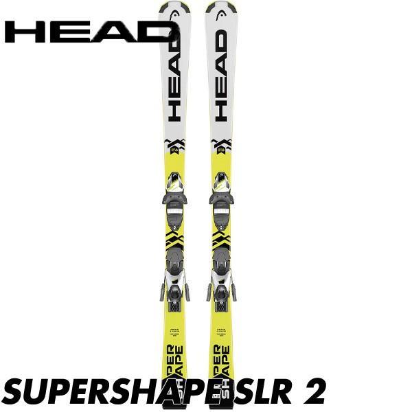 沸騰ブラドン ヘッド 2 スーパーシェイプ ジュニア HEAD SUPERSHAPE SLR 2 SLR セットスキー ビンディング付 ジュニア レーシング 17-18 2018, ビューティーストアー:a47afcba --- airmodconsu.dominiotemporario.com
