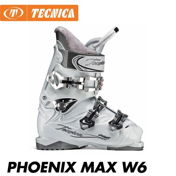 テクニカ フェニックスマックスW6 TECNICA PHOENIX MAX W6 レディース アルペン スキーブーツ オールラウンド 女性用 日本正規品