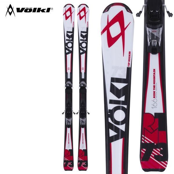 【お気にいる】 フォルクル VOLKL スキーセット 送料無料 2点セット VOLKL RTM73+3MOTION 166cm メンズ スキー板 ビンディング付 2点セット 送料無料, カサオカシ:a03efe8f --- airmodconsu.dominiotemporario.com