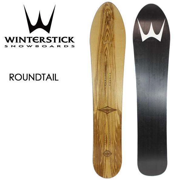 ウィンタースティック ラウンドテール WINTERSTICK Roundtail ニセコエリア GENTEMSTICK ゲンテンスティック 限定 プレミアモデル 米国製|boomsports-ec