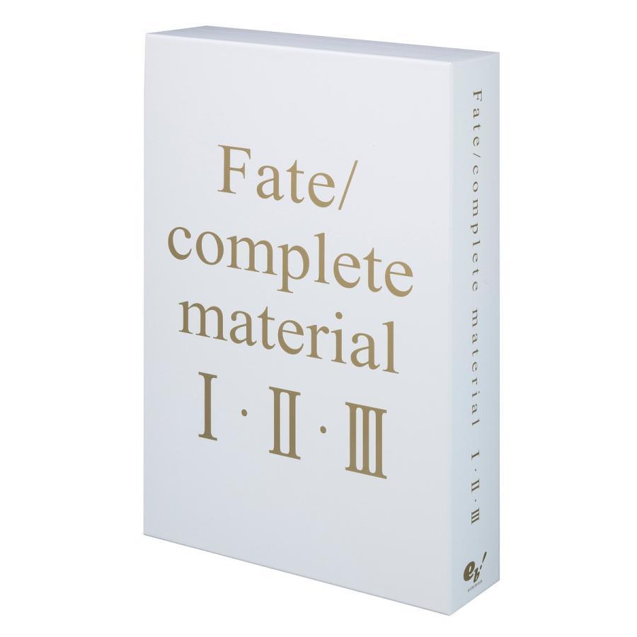 毎日クーポン有 迅速な対応で商品をお届け致します Fate complete material 2 3 ●手数料無料!! 1 ゲーム