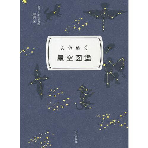 毎日クーポン有 ときめく星空図鑑 セール 登場から人気沸騰 廣瀬匠 蔵 永田美絵
