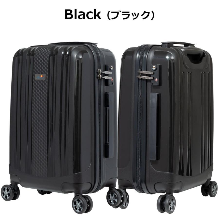 キャリーケース スーツケース ellesse Injectionシリーズ 19.5インチ(Max Cabin)ジッパータイプ(2〜3泊用)旅行用キャリーケース/330-6100/全4色|borsa-uomo|06
