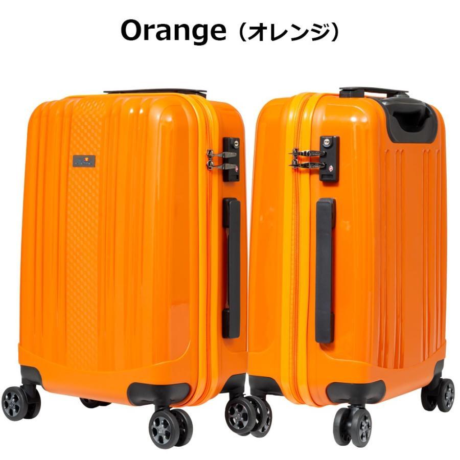 キャリーケース スーツケース ellesse Injectionシリーズ 19.5インチ(Max Cabin)ジッパータイプ(2〜3泊用)旅行用キャリーケース/330-6100/全4色|borsa-uomo|09