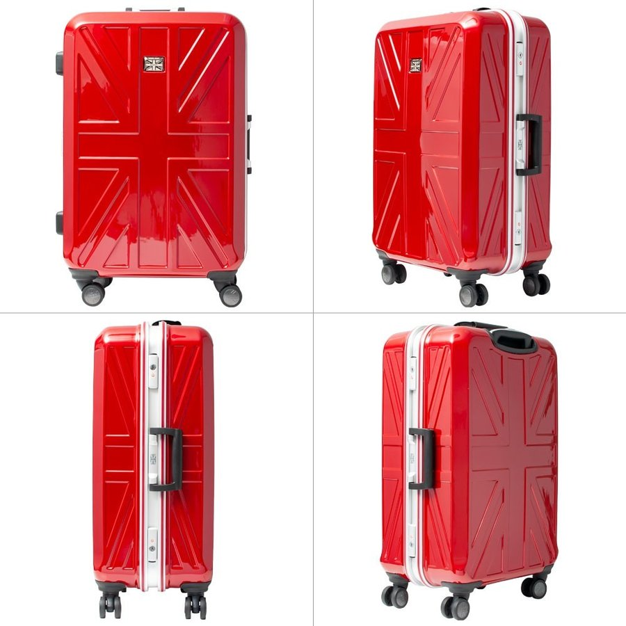 キャリーケース キャリーバッグ スーツケース Kangol Sport UK-IVR2 Frameシリーズ24インチ5泊以上用フレームタイプキャリーケース/カンゴール全4色850-8630r/|borsa-uomo|06