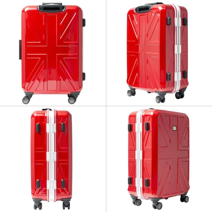 キャリーケース キャリーバッグ スーツケース Kangol Sport UK-IVR2 Frameシリーズ24インチ5泊以上用フレームタイプキャリーケース/カンゴール全4色850-8630r/|borsa-uomo|07