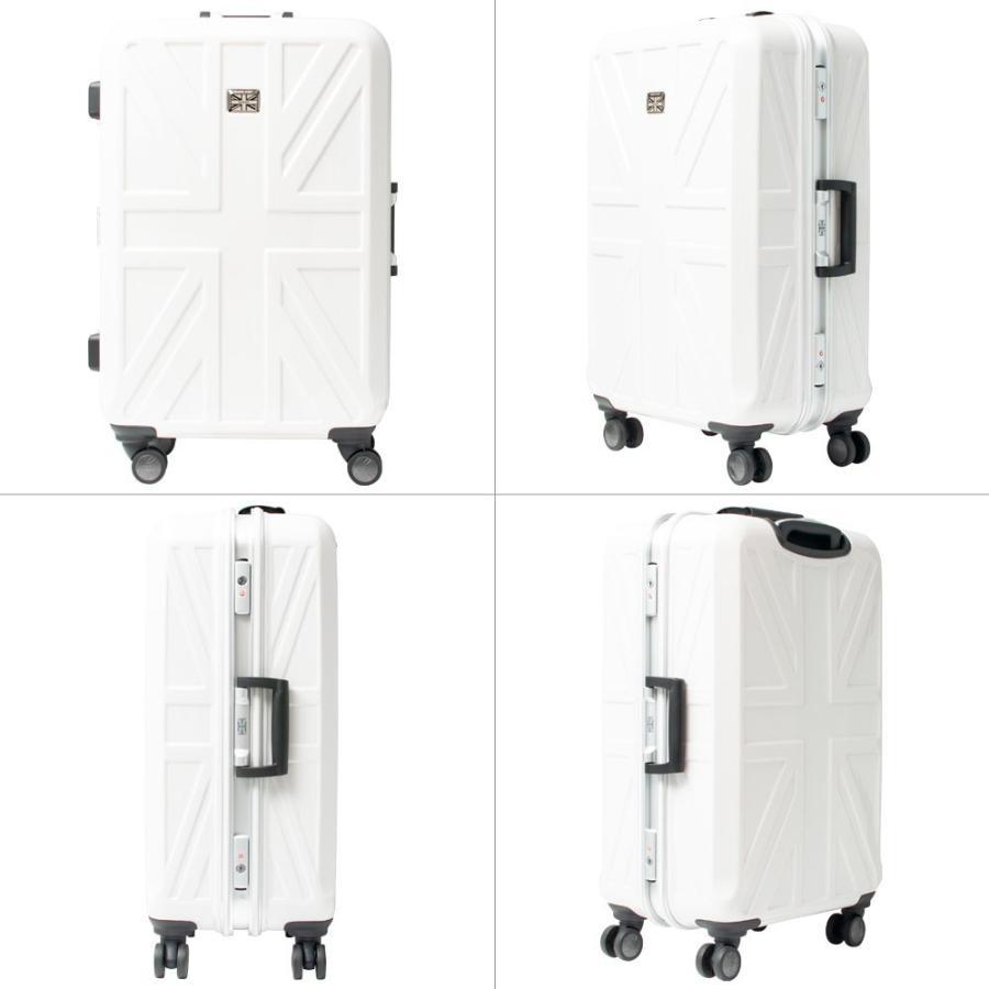 キャリーケース キャリーバッグ スーツケース Kangol Sport UK-IVR2 Frameシリーズ24インチ5泊以上用フレームタイプキャリーケース/カンゴール全4色850-8630r/|borsa-uomo|08